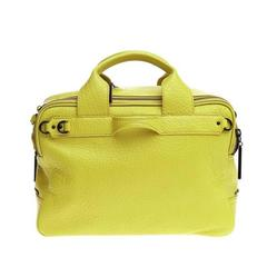 3.1 Phillip Lim Lark Duffle Leather Small