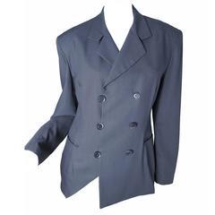 1980s Yohji Yamamoto Suit Jacket