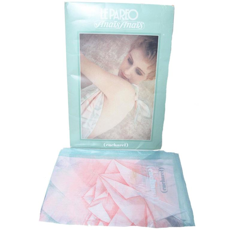 Cacharel Scarf New In Package