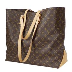 Louis Vuitton Monogram Cabas Alto Shopping Tote Bag XL