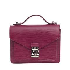 Louis Vuitton Monceau Briefcase Epi Leather BB