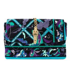 Great and collectable Emilio Pucci vintage clutch 60s