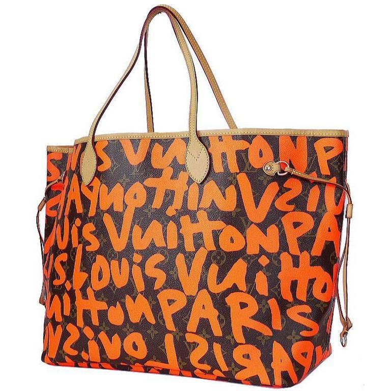 Louis Vuitton Monogram Stephen Sprouse Graffiti Neverfull GM at 1stdibs 6931339f47