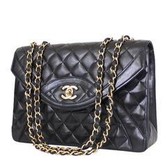 Vintage Chanel Paris Limited Eidition 2.55 Classic 1980s