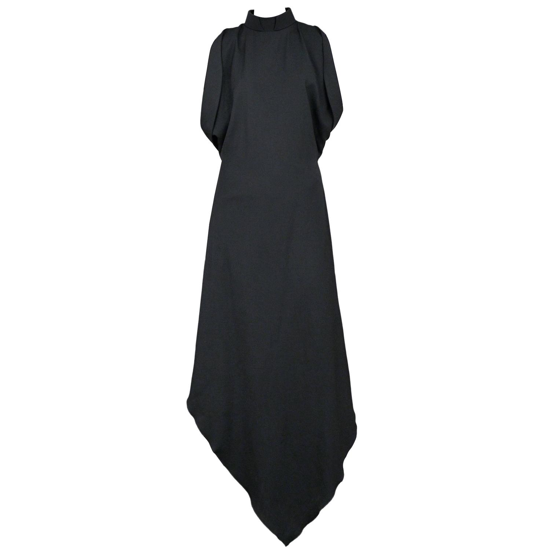 maison martin margiela black priestess gown 2008 for sale. Black Bedroom Furniture Sets. Home Design Ideas