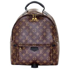Louis Vuitton Palm Springs Backpack- 2016, Monogram, MM