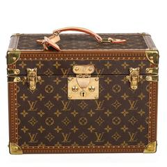 Louis Vuitton Brown Monogram Boite Pharmacie Case