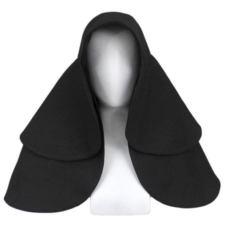 Pilati Black Nun Hat 2010 1