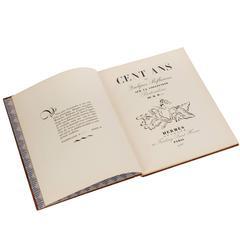 Rare Hermès c.1928, 100 Years Anniversary Book