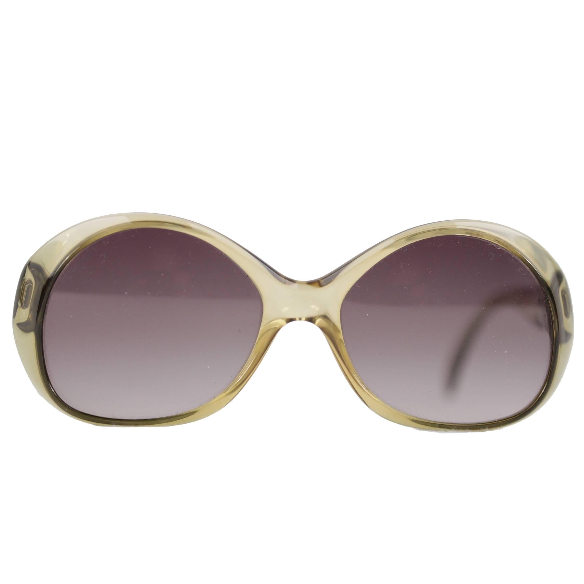 8eb8e6c2be 1980s Sunglasses - 639 For Sale at 1stdibs - Page 10