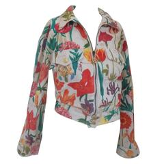 Moschino Multitone Jacket