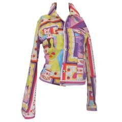 Dolce & Gabbana Multicolour Jacket
