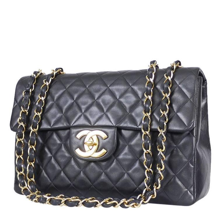 d194009542cbd1 Chanel Bags Classic Jumbo | Stanford Center for Opportunity Policy ...