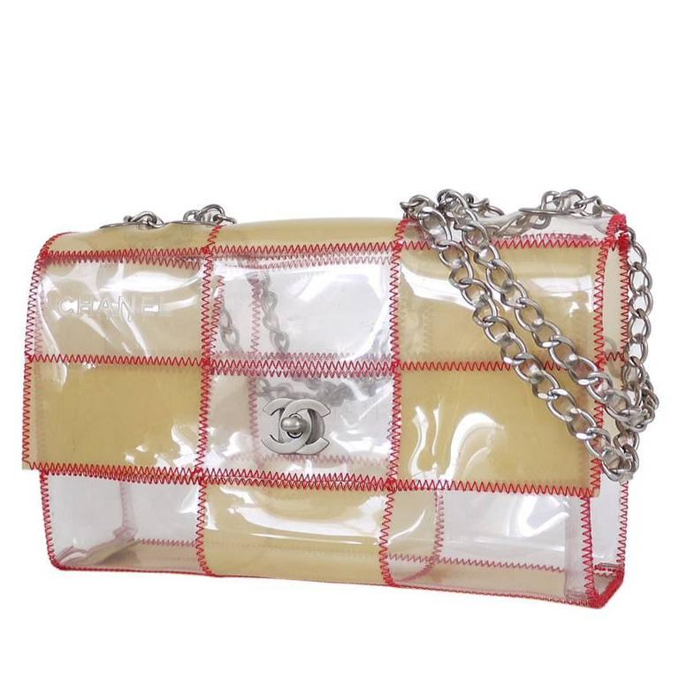 caceca4b8b51c1 Chanel Patchwork Quilt 2.55 Naked Classic Flap Bag at 1stdibs