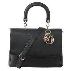 Dior - Be Dior Flap grained leather