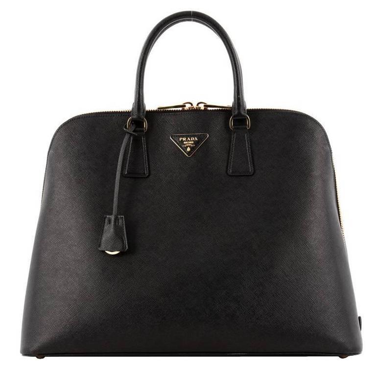 39ed50a04cad82 Prada Promenade Saffiano Leather Large at 1stdibs