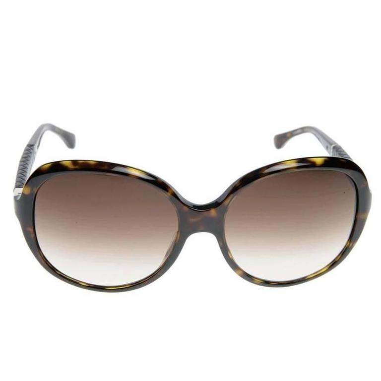 Chanel Sunglasses Dark Tortoise and Brown 1