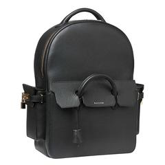 Buscemi Large Phd Leather Backpack