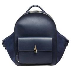 Buscemi Aero Leather Backpack
