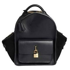 Buscemi Mini Aero Leather Backpack