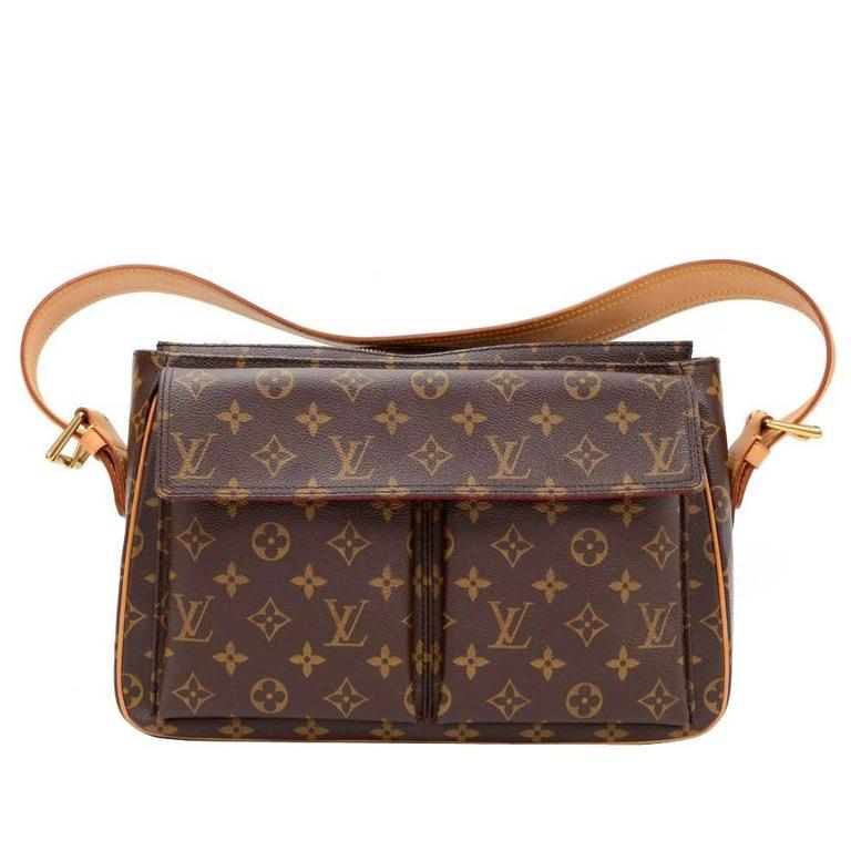 Louis Vuitton Viva Cite GM Monogram Canvas Shoulder Bag at ...