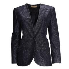 Christian Dior Blue Evening Jacket
