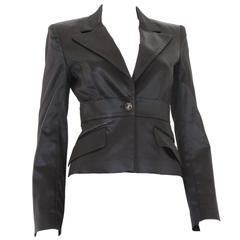 1990s Black Evening Jacket