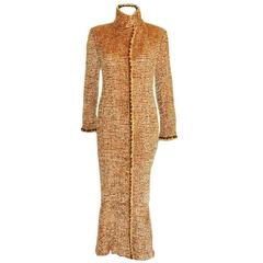 Gorgous Chanel Tweed Coat