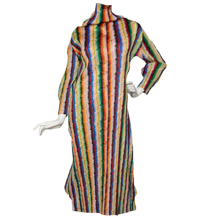 Pleats Please by Issey Miyake Tie Dye Dress