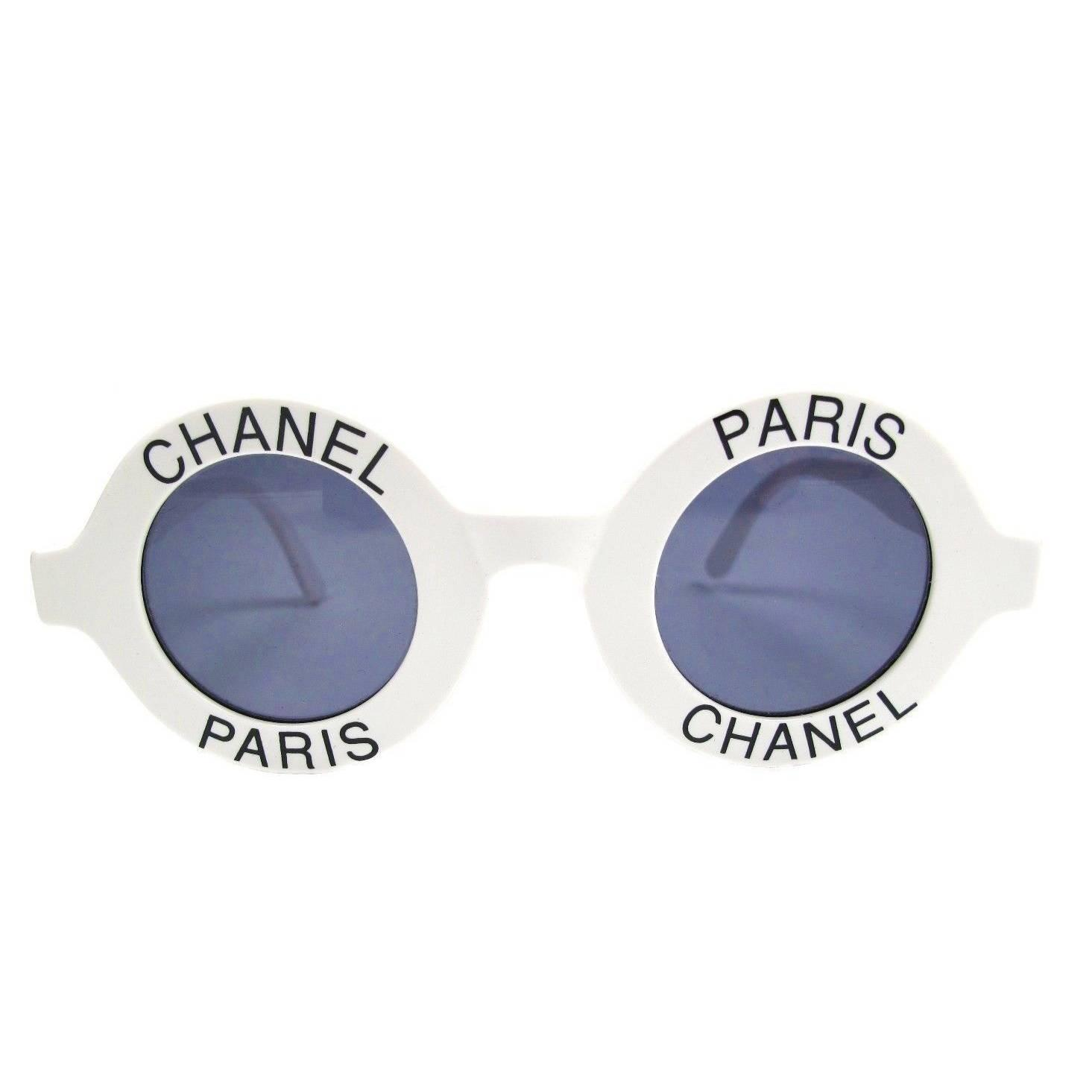 d10ffb7565 Chanel Paris Circle Glasses - Bitterroot Public Library