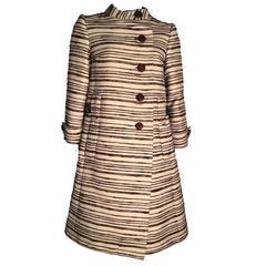 Galitzine Vintage 1960s Coat