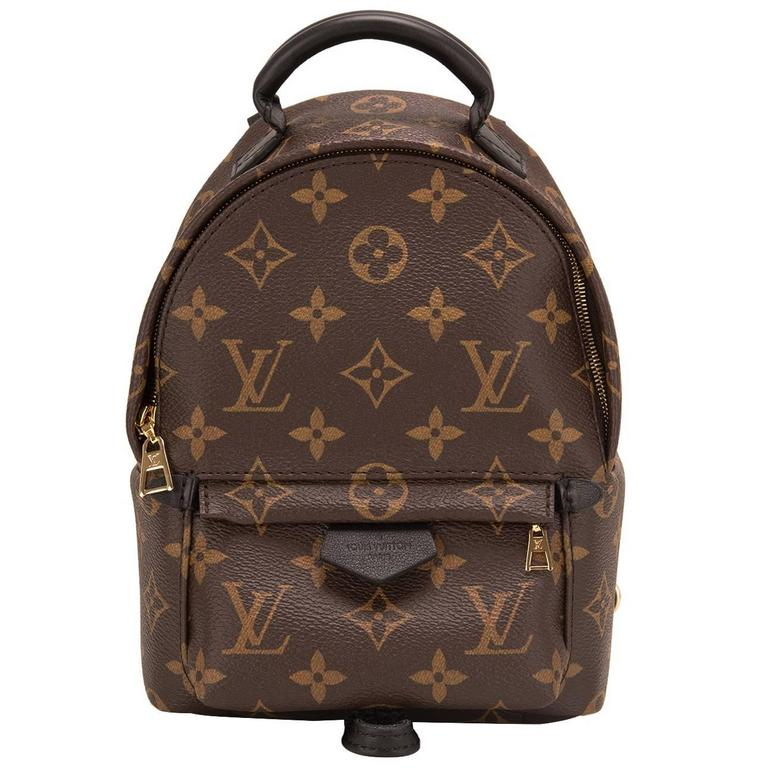 Louis Vuitton Palm Springs Backpack Mini For Sale