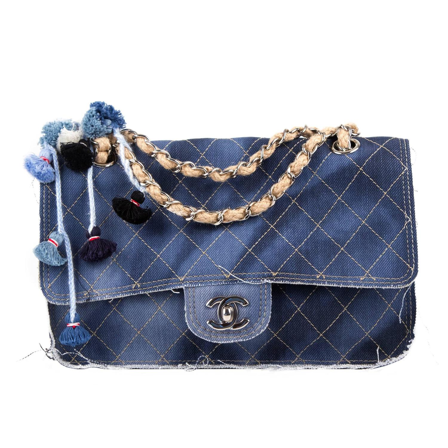 0469a262edde Chanel Denim 2018 Handbags | Stanford Center for Opportunity Policy ...