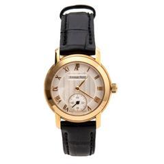 """Audemars Piguet """"Jules Audemars"""" Lady Pink Gold Watch"""