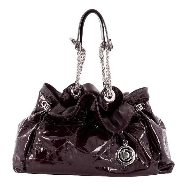 Christian Dior Le Trente Bag Cannage Quilt Patent at 1stdibs : dior quilted bag - Adamdwight.com