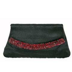 Gorgeous unique & collectable evening clutch of Gucci by Coppola & Toppo 60s