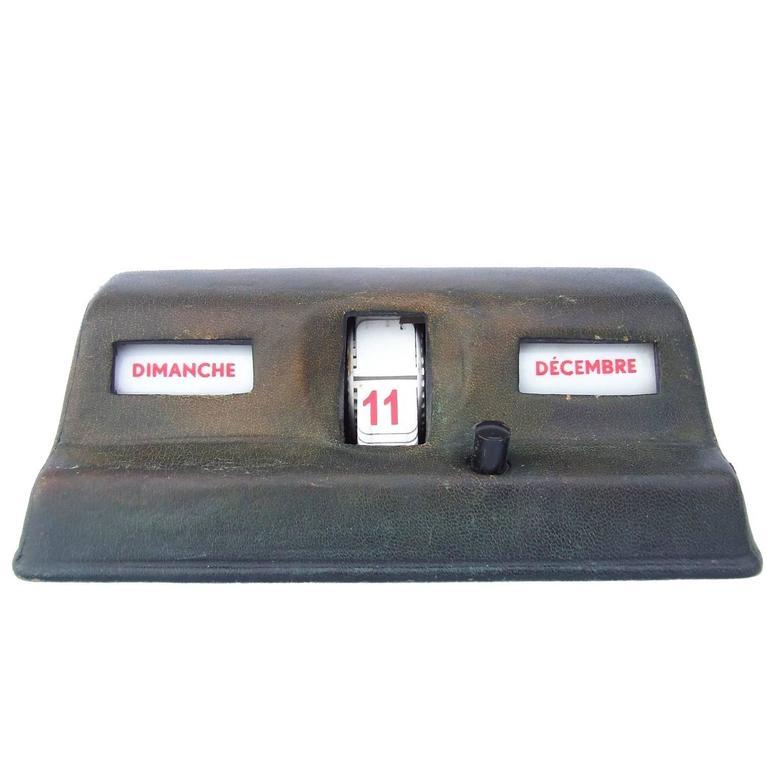 Rare Hermes Calendar Ephemeris Perpetual Calendar Robot  For Sale