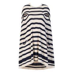 Junya Watanabe Striped A Line Dress