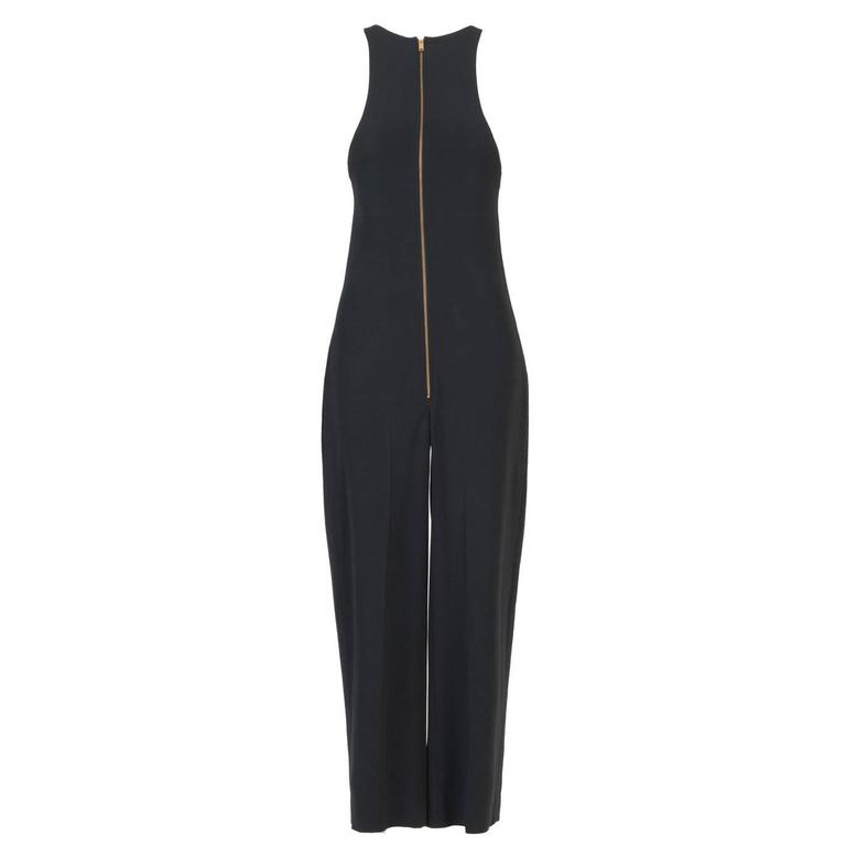 Celine Zipped Jumpsuit