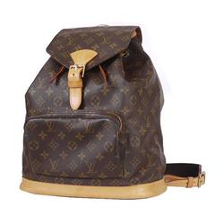 Louis Vuitton Monogram Large Backpack Montsouris GM