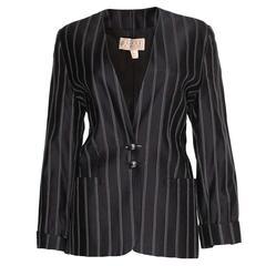 Vintage Gucci Double Stripe Jacket