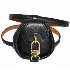 Delvaux little bag belt of the 80s