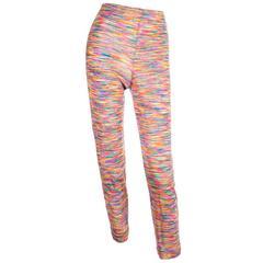 Missoni Rainbow Space Dye Pants