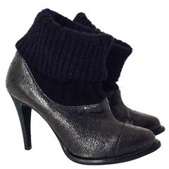90s Stella McCartney Sock Bootie