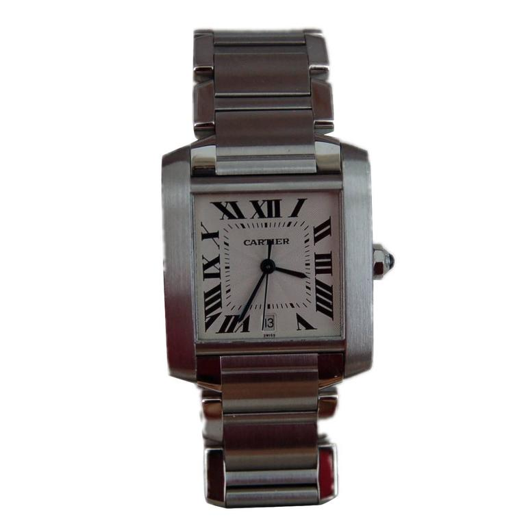 haircut open now cartier tank gm at 1stdibs 1205