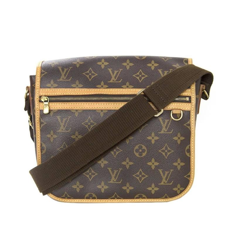62202fae38f6 Louis Vuitton Monogram Bosphore PM Messenger Bag at 1stdibs