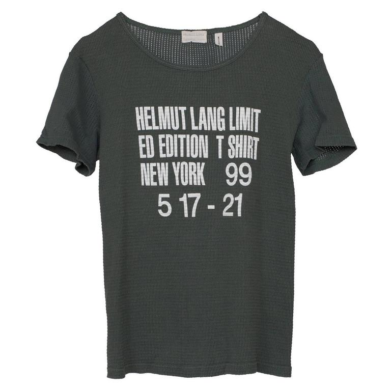 Helmut Lang Limited Edition T shirt 1999