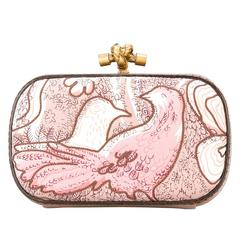 Bottega Veneta Bird Knot Clutch