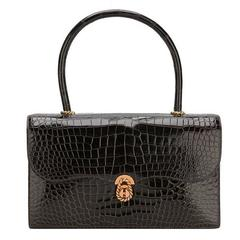 "Hermes rarity the ""Escale"" handbag of the 60s"