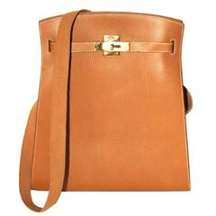 Hermes Kelly Sport Vache Liege Leather Gold Hardware - Pristine Cond